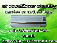 Heavenly cleaning service